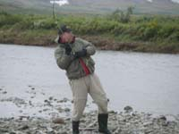 Description: C:\Users\Owner\Documents\Alaska fly Fishing Web Site 2007\images\Tom_With_Another_Big_Bow.jpg